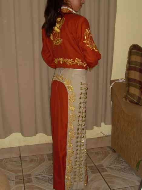 Traje Charro Gala Mujer Vestidos De Mujer